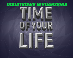 Time of your Life – dodatkowe karty wydarzeń